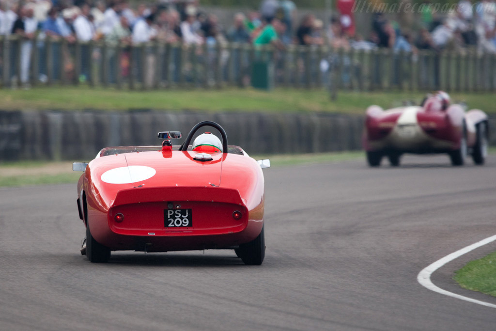 Ferrari 246 S Dino Fantuzzi 'High-Tail' Spyder - Chassis: 0784   - 2009 Goodwood Revival
