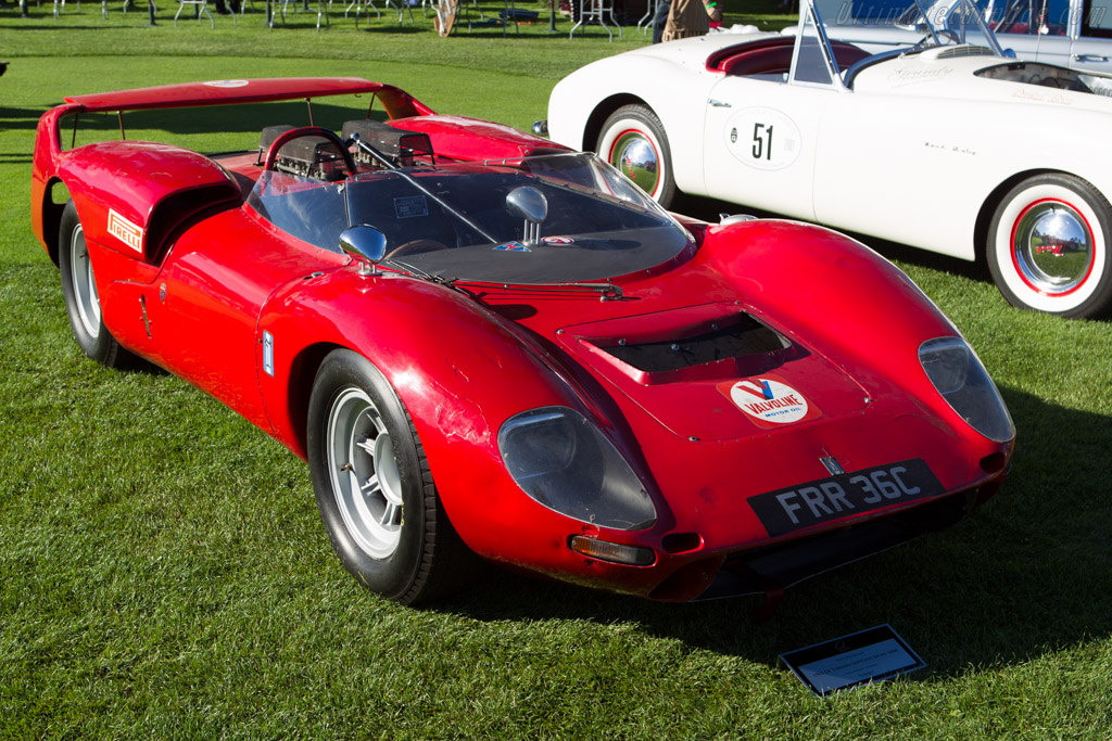 Click here to open the DeTomaso Sport 5000 gallery