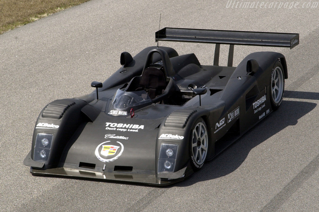 Click here to open the Cadillac Northstar LMP 01 gallery