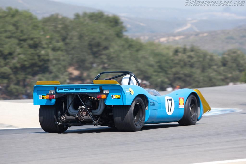Porsche 908 02 Spyder Chassis 908 02 022 2009 Monterey