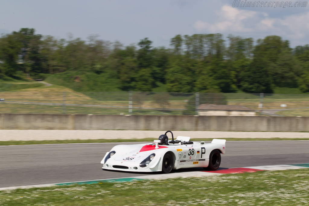 Porsche 908 02 Spyder Chassis 908 02 018 2014 Mugello