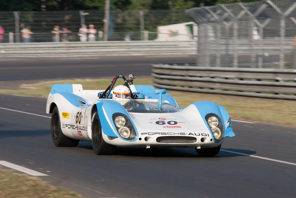 Porsche 908 02 Spyder Chassis 908 02 015 2010 Le Mans Classic High Resolution Image