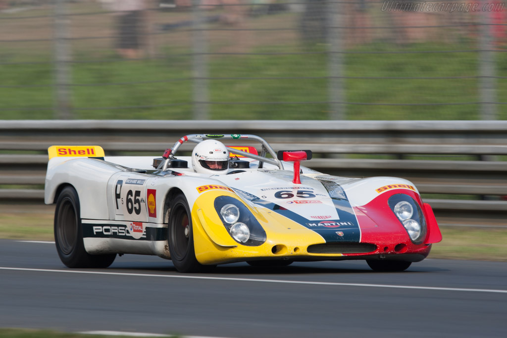 Porsche 908 02 Spyder Chassis 908 02 009 2010 Le Mans