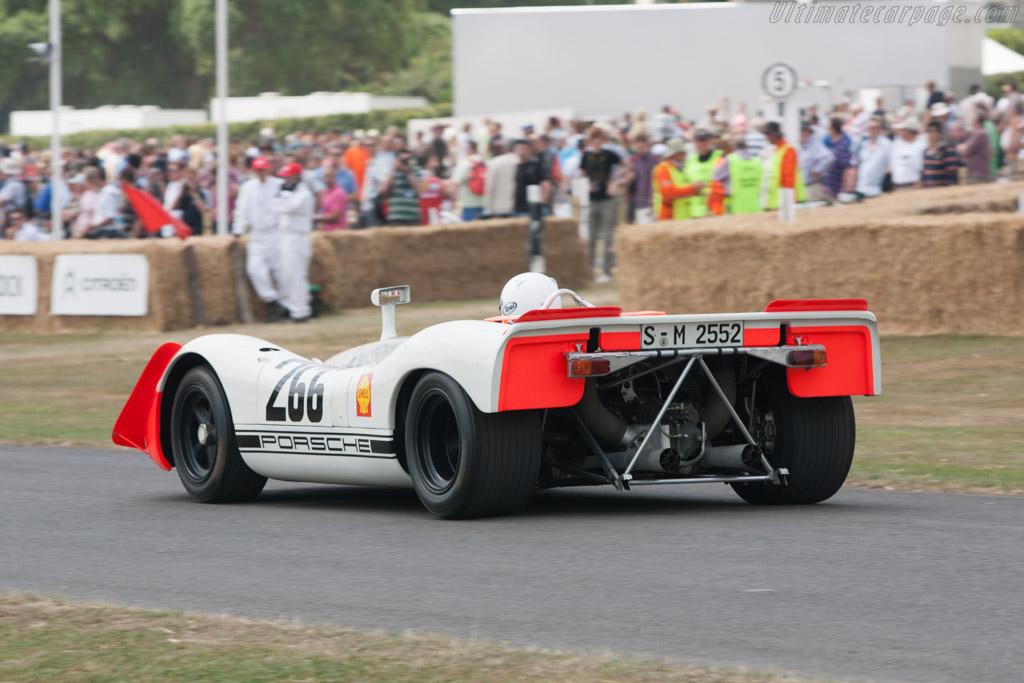 Porsche 908 02 Spyder Chassis 908 02 006 2010 Goodwood