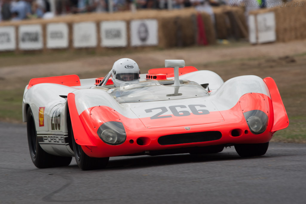 Porsche 908 02 Spyder Chassis 908 02 006 2010 Goodwood