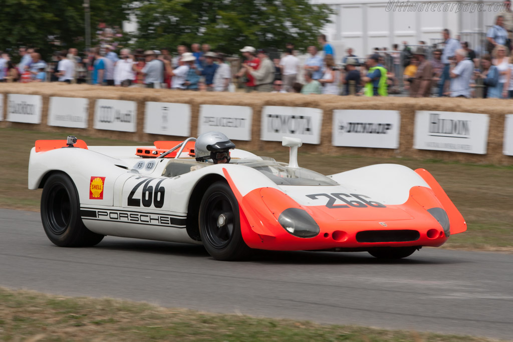 Porsche 908 02 Spyder Chassis 908 02 006 2010 Goodwood Festival Of Speed High Resolution Image