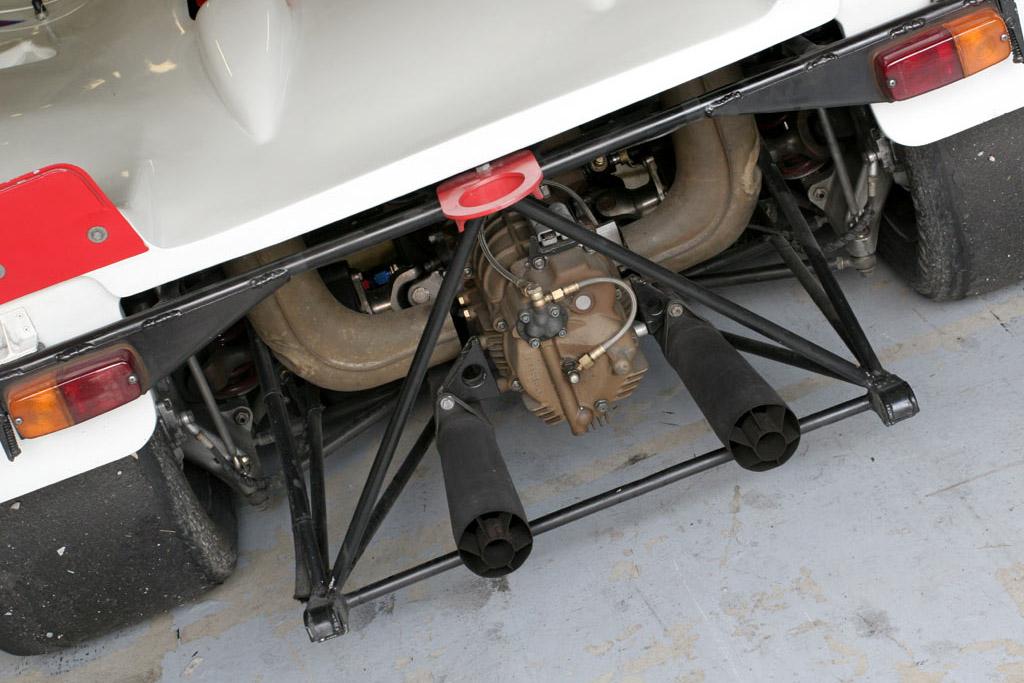 Porsche 908/02 Spyder - Chassis: 908/02-008  - 2005 Le Mans Endurance Series Spa 1000 km