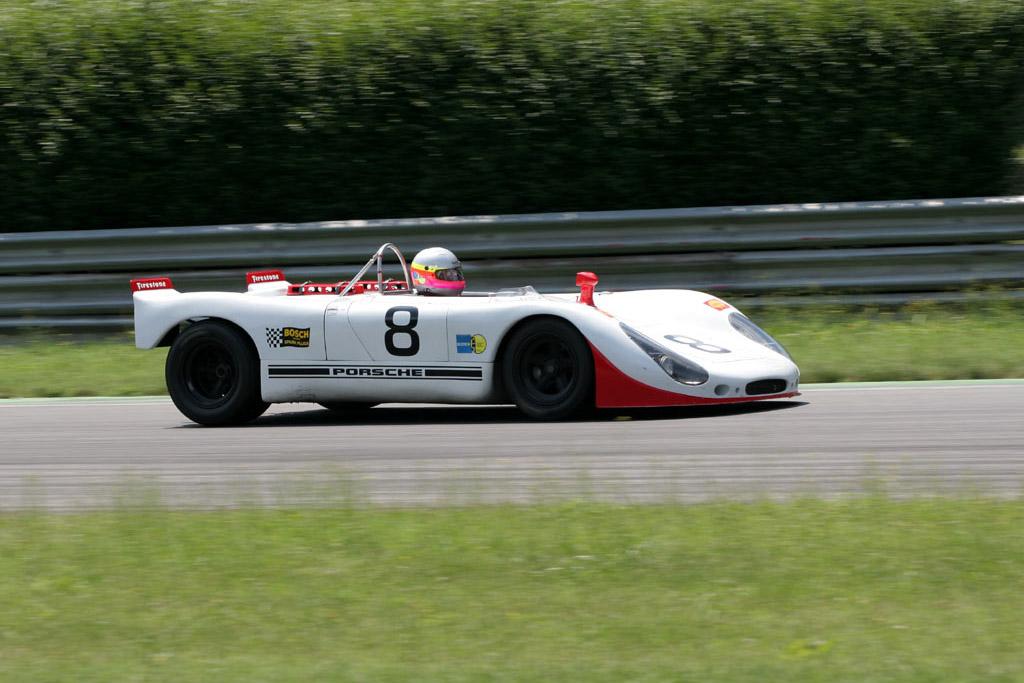 Porsche 908/02 Spyder - Chassis: 908/02-008  - 2005 Le Mans Series Monza 1000 km
