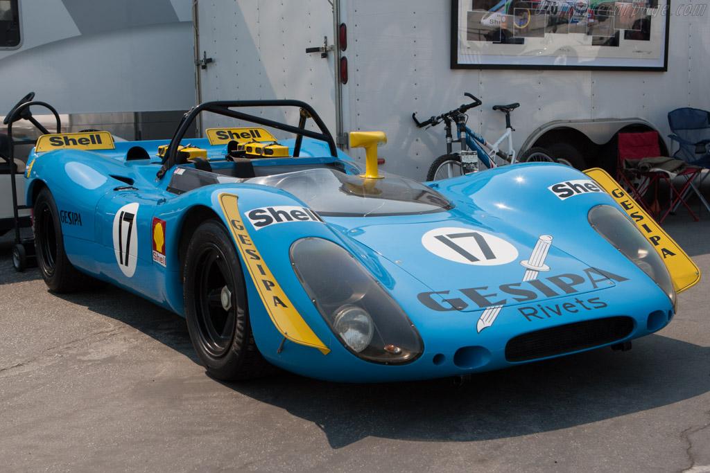 Porsche 908/02 Spyder - Chassis: 908/02-022   - 2009 Monterey Historic Automobile Races