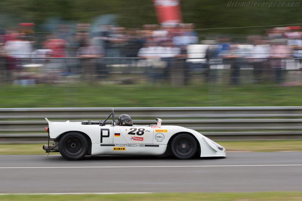 Porsche 908 02 Spyder Chassis 908 02 018 2012 Le Mans