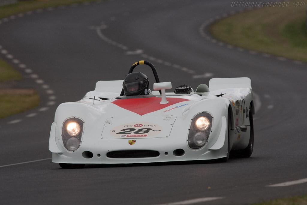 Porsche 908/02 Spyder - Chassis: 908/02-018   - 2012 Le Mans Classic