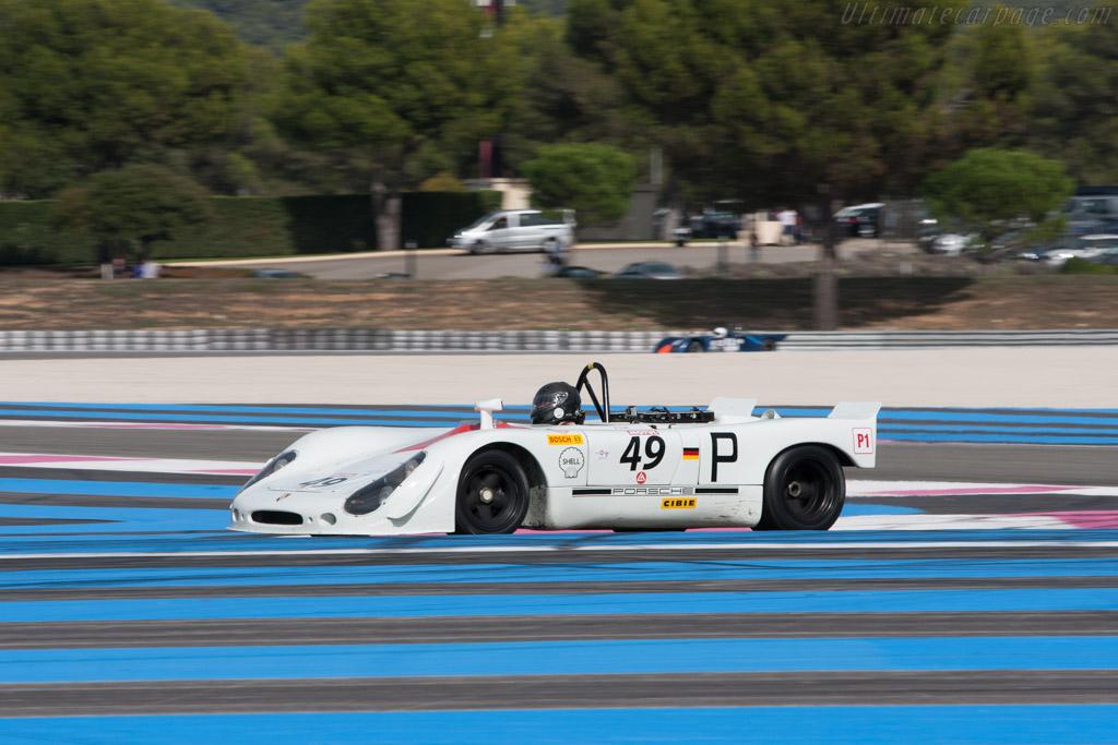 Porsche 908/02 Spyder - Chassis: 908/02-018   - 2012 Dix Mille Tours