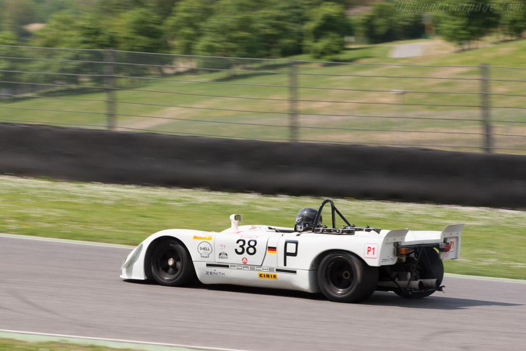 Porsche 908/02 Spyder - Chassis: 908/02-018   - 2014 Mugello Classic