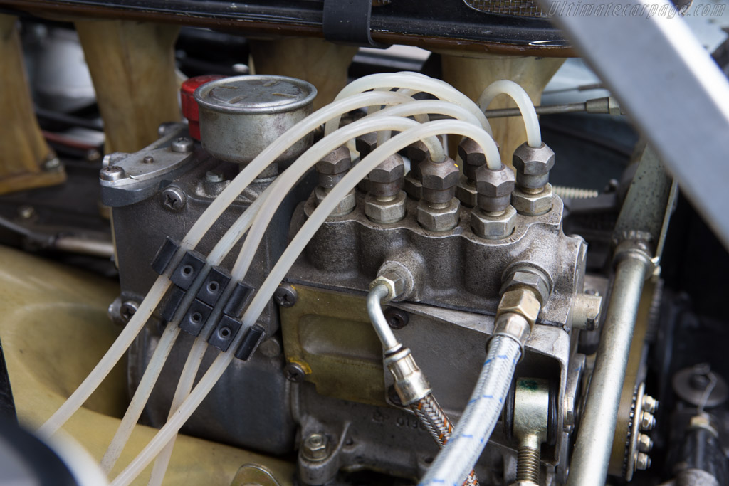 Porsche 908/02 Spyder - Chassis: 908/02-018   - 2014 Spa Classic