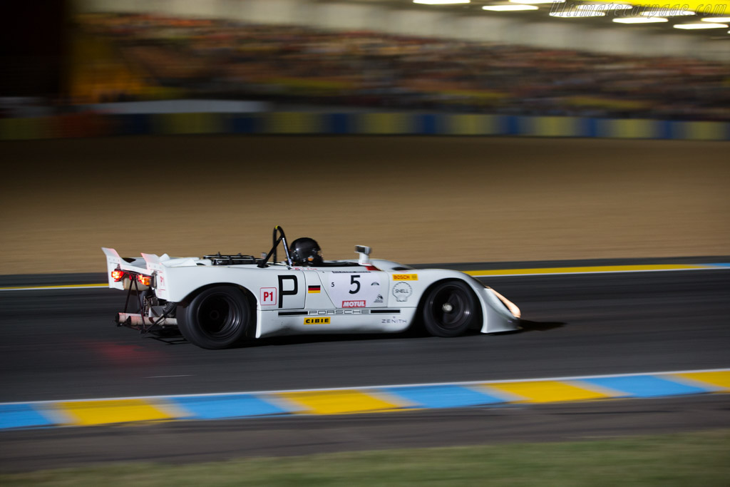 Porsche 908 02 Spyder Chassis 908 02 018 2014 Le Mans