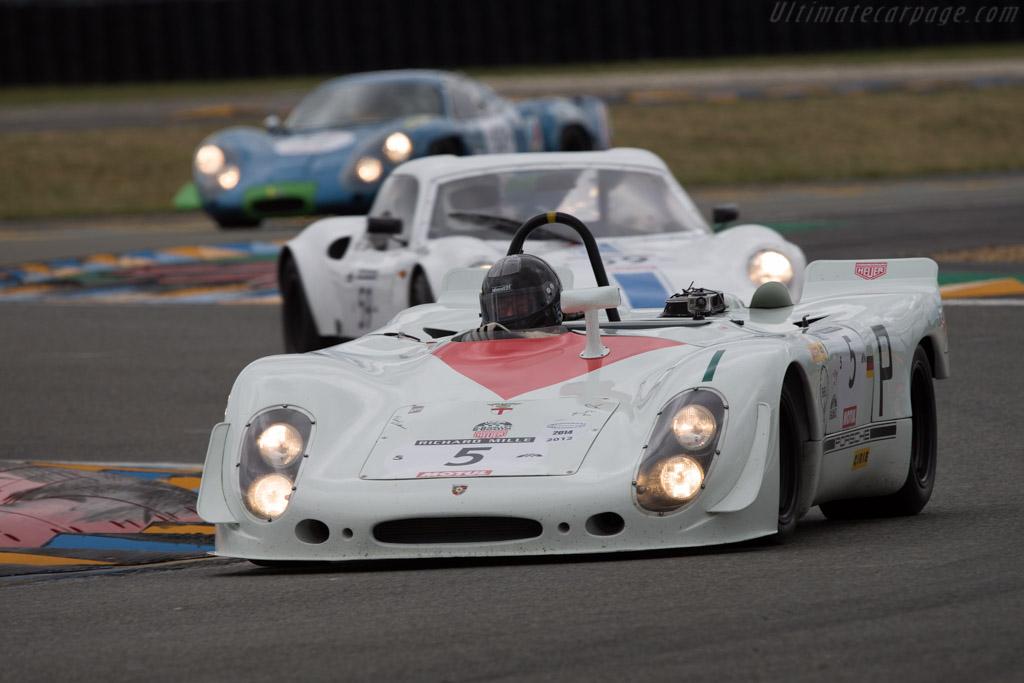 Porsche 908/02 Spyder - Chassis: 908/02-018   - 2014 Le Mans Classic