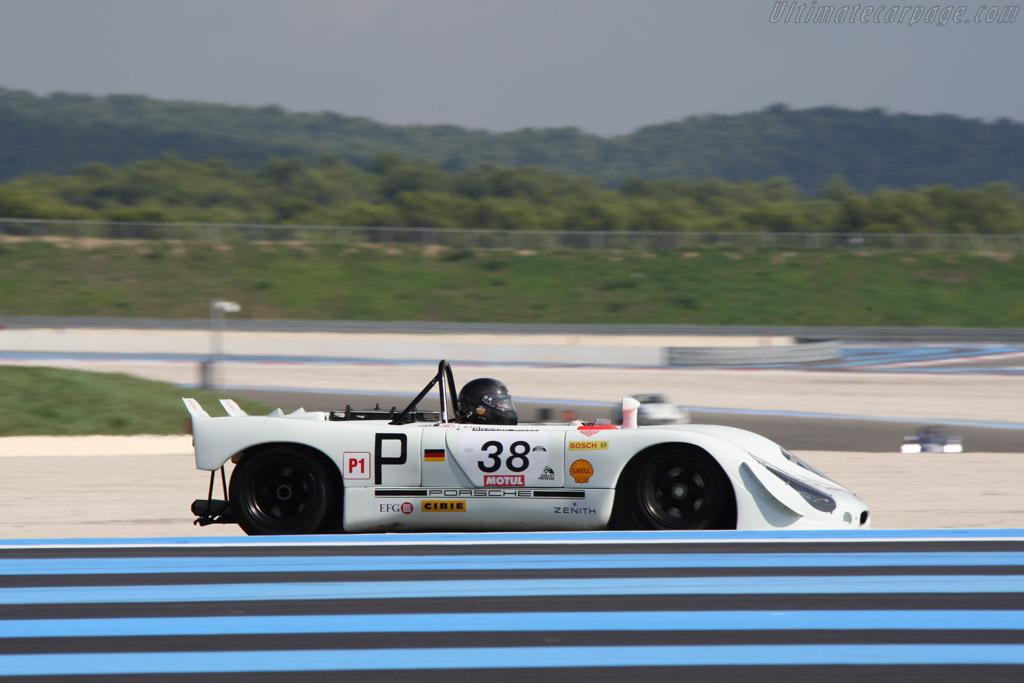 Porsche 908 02 Spyder Chassis 908 02 018 2014 Dix