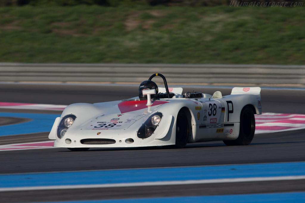 Porsche 908/02 Spyder - Chassis: 908/02-018   - 2014 Dix Mille Tours