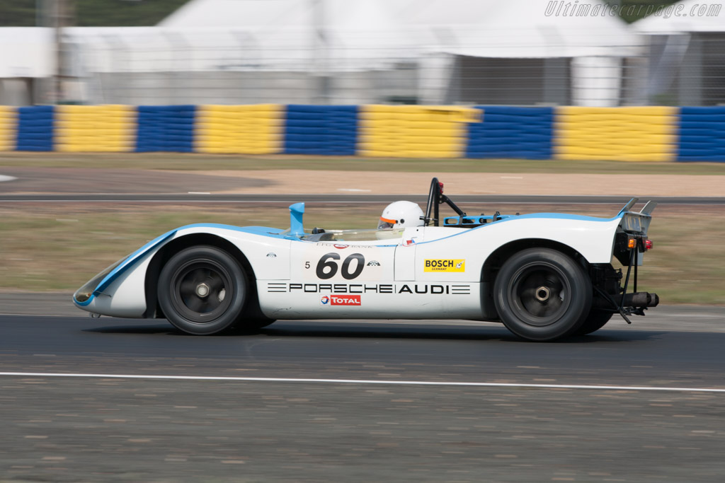 Porsche 908 02 Spyder Chassis 908 02 015 2010 Le Mans