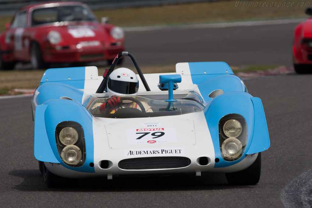 Porsche 908/02 Spyder - Chassis: 908/02-015   - 2011 Spa Classic