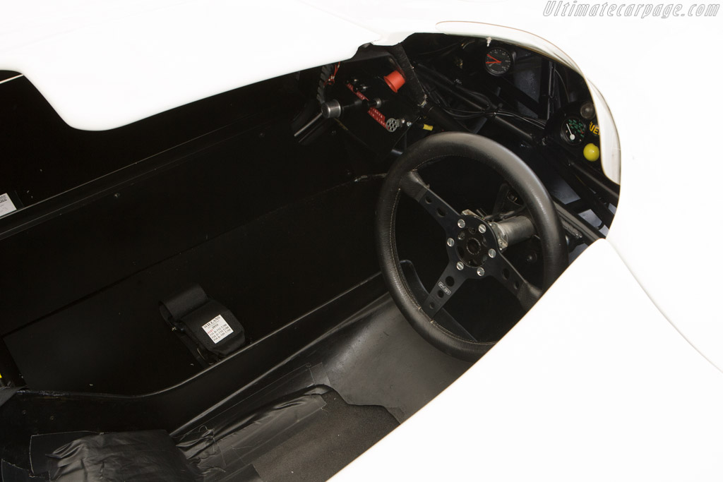 Porsche 908/02 Spyder - Chassis: 908/02-010   - 2008 Le Mans Series Silverstone 1000 km