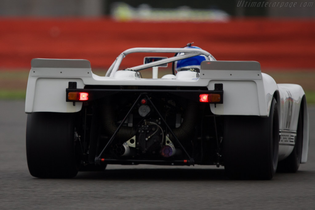 Porsche 908/02 Spyder - Chassis: 908/02-010   - 2008 Le Mans Series Silverstone 1000 km