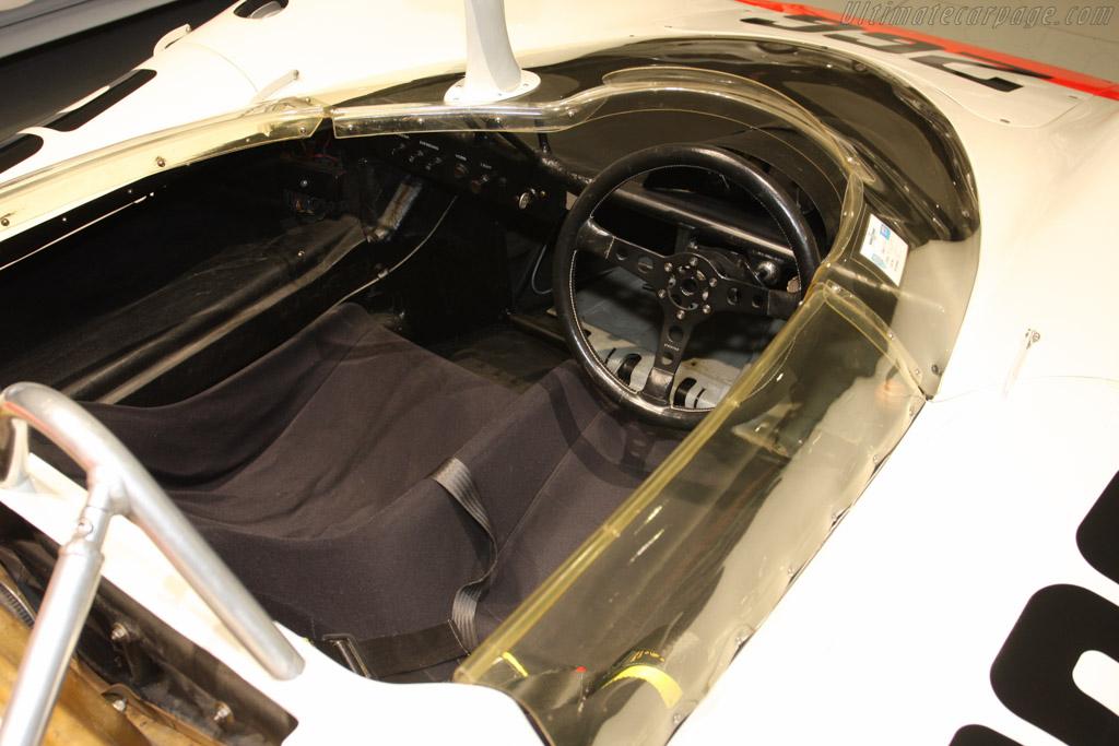 Porsche 908/02 Spyder - Chassis: 908/02-006   - Porsche Museum Visit