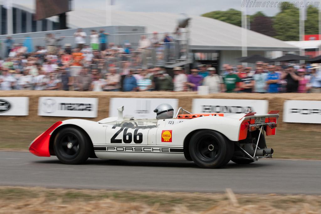 Porsche 908/02 Spyder - Chassis: 908/02-006   - 2010 Goodwood Festival of Speed
