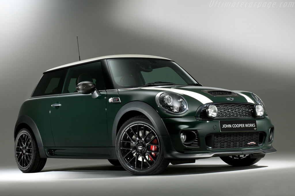 2009 Mini Cooper Mk Ii S Jcw World Championship 50 Images Specifications And Information