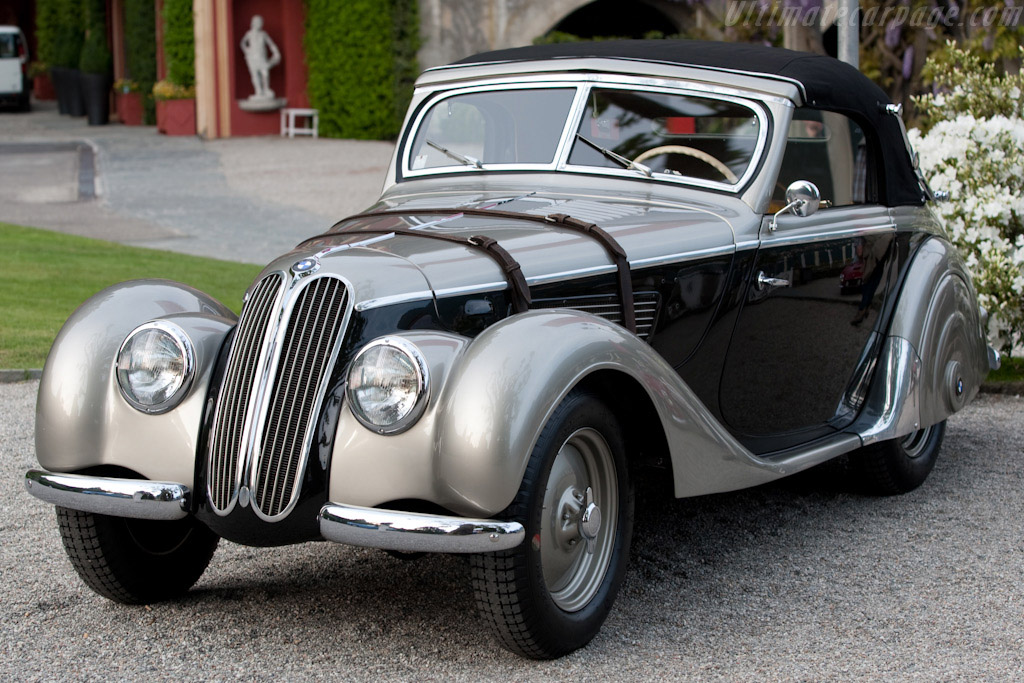 1937 - 1940 BMW 328 Wendler Cabriolet - Images, Specifications and ...