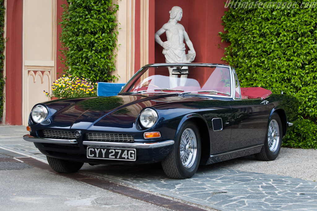 1965 1973 AC 428 Convertible Images Specifications