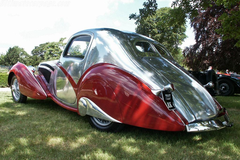 Delahaye 135 S Figoni & Falaschi Coupe - Chassis: 46809  - 2002 Louis Vuitton Classic