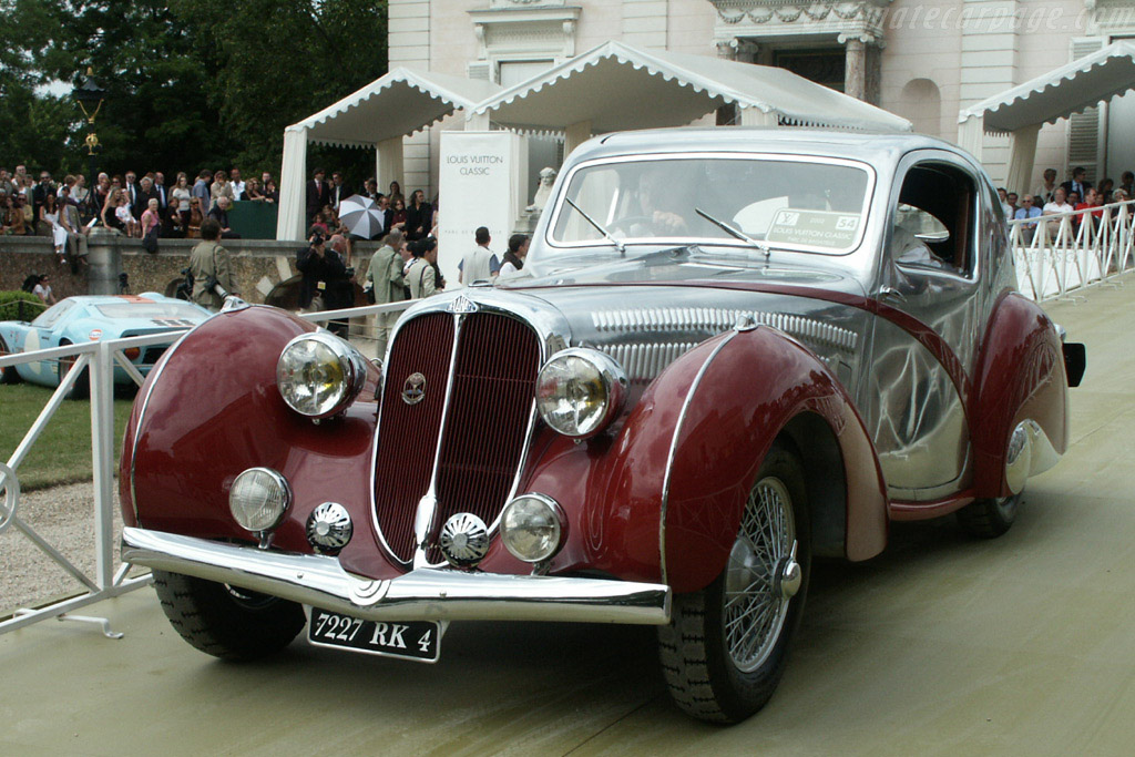 Click here to open the Delahaye 135 S Figoni & Falaschi Coupe gallery
