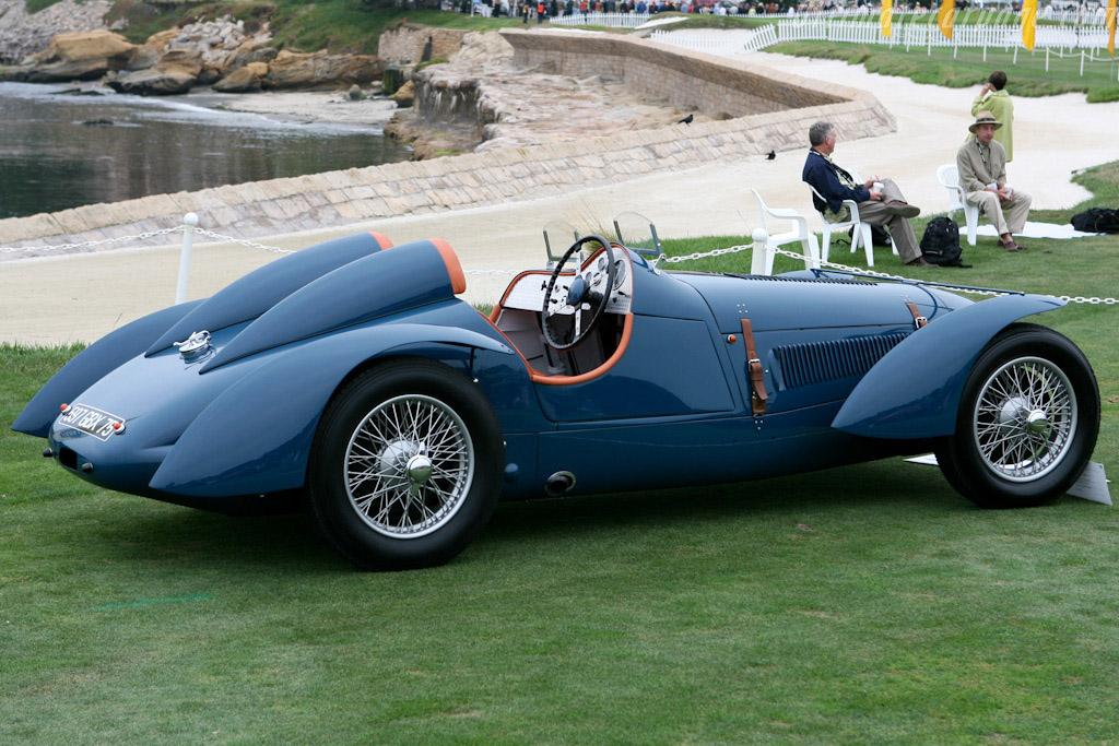 Delahaye 135 S Desplates Roadster - Chassis: 47193   - 2006 Pebble Beach Concours d'Elegance