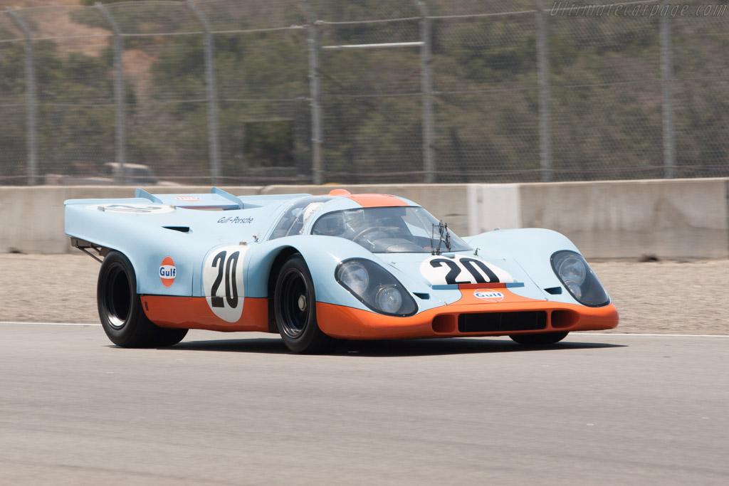 Porsche 917 K - Chassis: 917-022   - 2009 Monterey Historic Automobile Races
