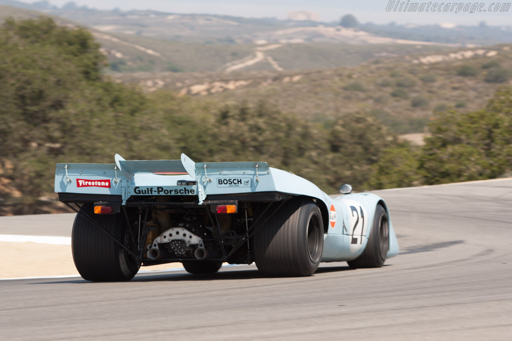 Porsche 917 K - Chassis: 917-016   - 2009 Monterey Historic Automobile Races