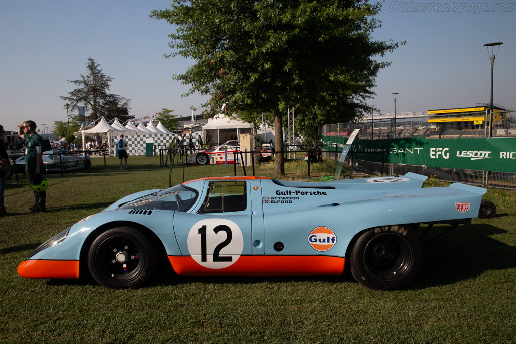 Porsche 917 K - Chassis: 917-008   - 2018 Le Mans Classic