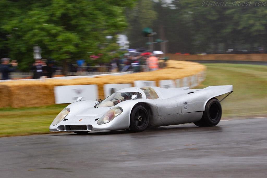 Porsche 917 K - Chassis: 917-030  - 2019 Goodwood Festival of Speed