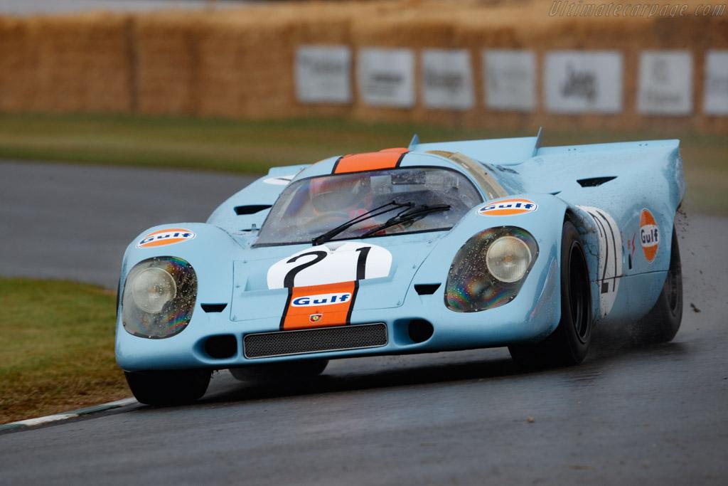 Porsche 917 K - Chassis: 917-015  - 2019 Goodwood Festival of Speed