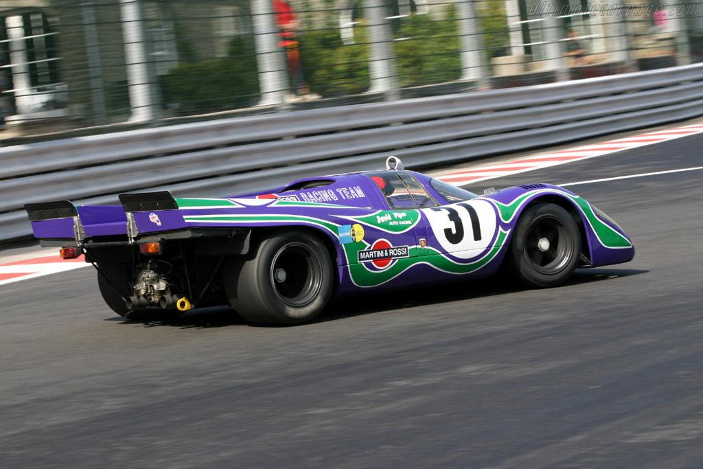 Porsche 917 K - Chassis: 917-021 (012)   - 2004 Le Mans Endurance Series Spa 1000 km