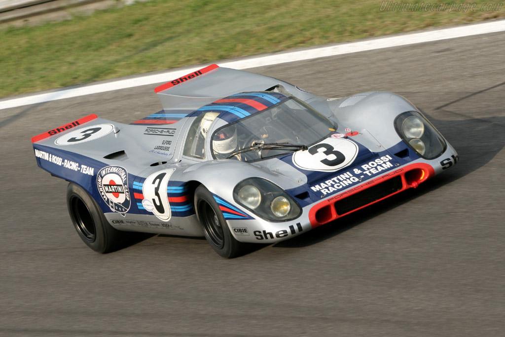 Porsche 917 K - Chassis: 917-020   - 2005 Le Mans Endurance Series Spa 1000 km