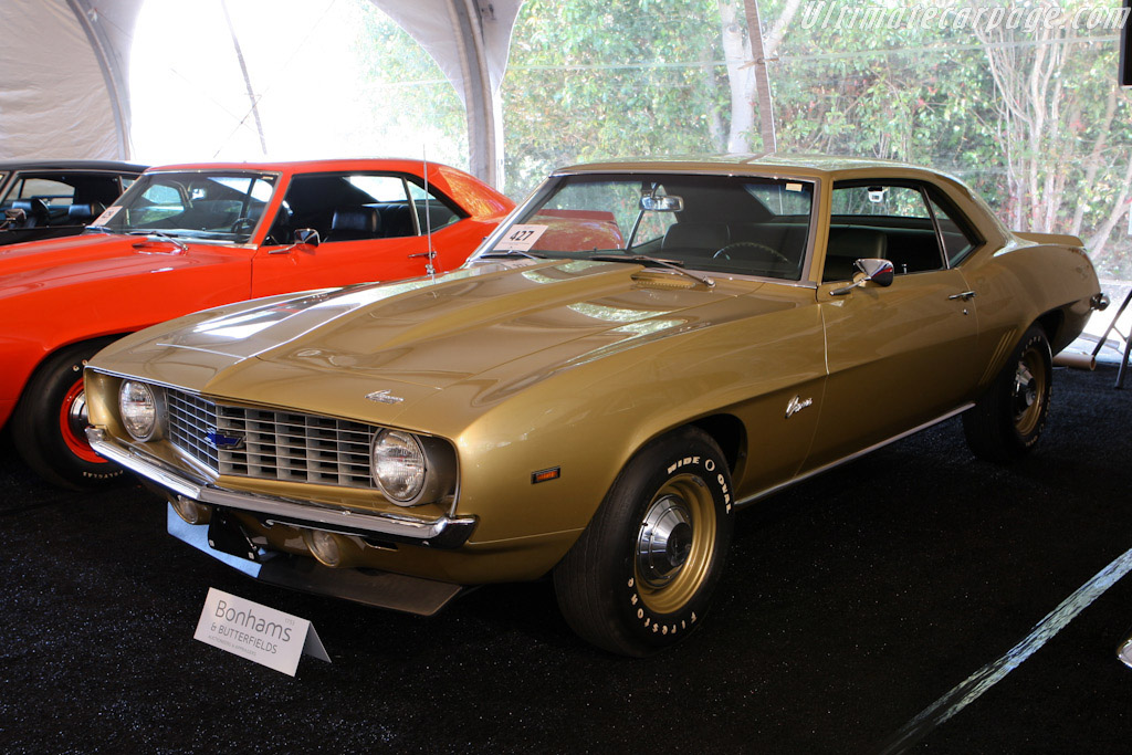 Click here to open the Chevrolet Camaro COPO 9561 gallery