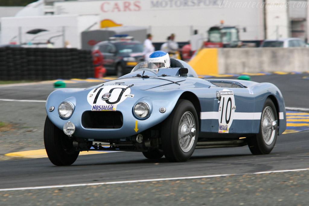 Nash-Healey Competition Roadster - Chassis: X6   - 2006 Le Mans Classic