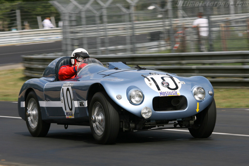 Nash Healey Competition Roadster Images
