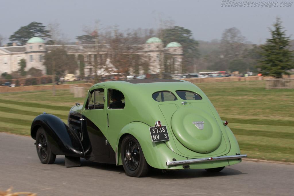 Bugatti Type 57 C Coupé Aerodynamique - Chassis: 57335   - 2012 Goodwood Preview