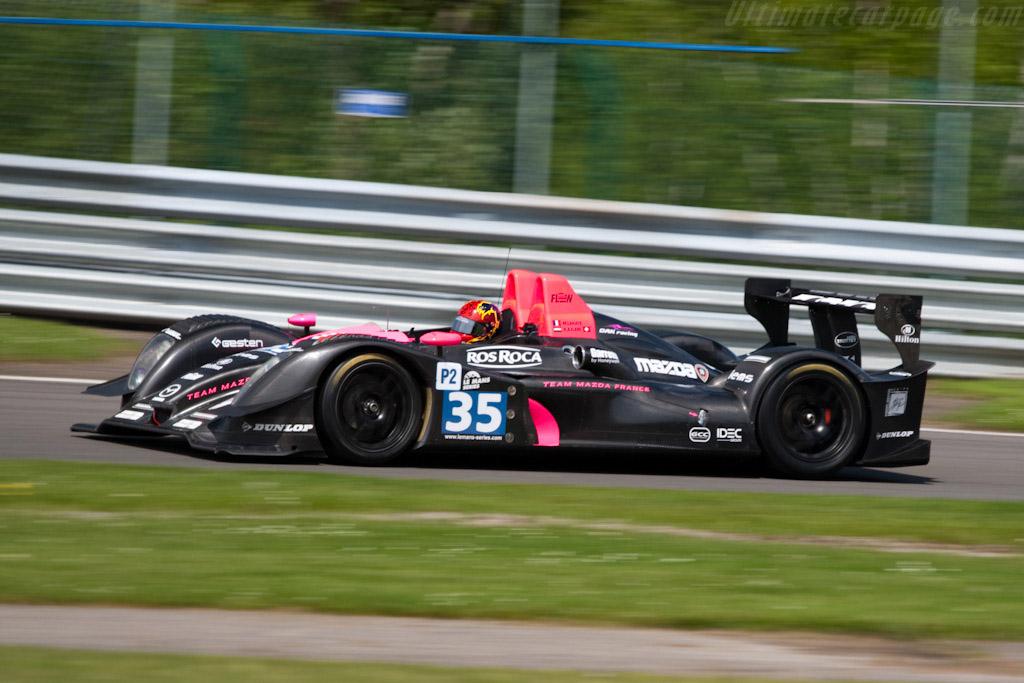 Pescarolo 01 Evo Mazda - Chassis: 01-06  - 2009 Le Mans Series Spa 1000 km