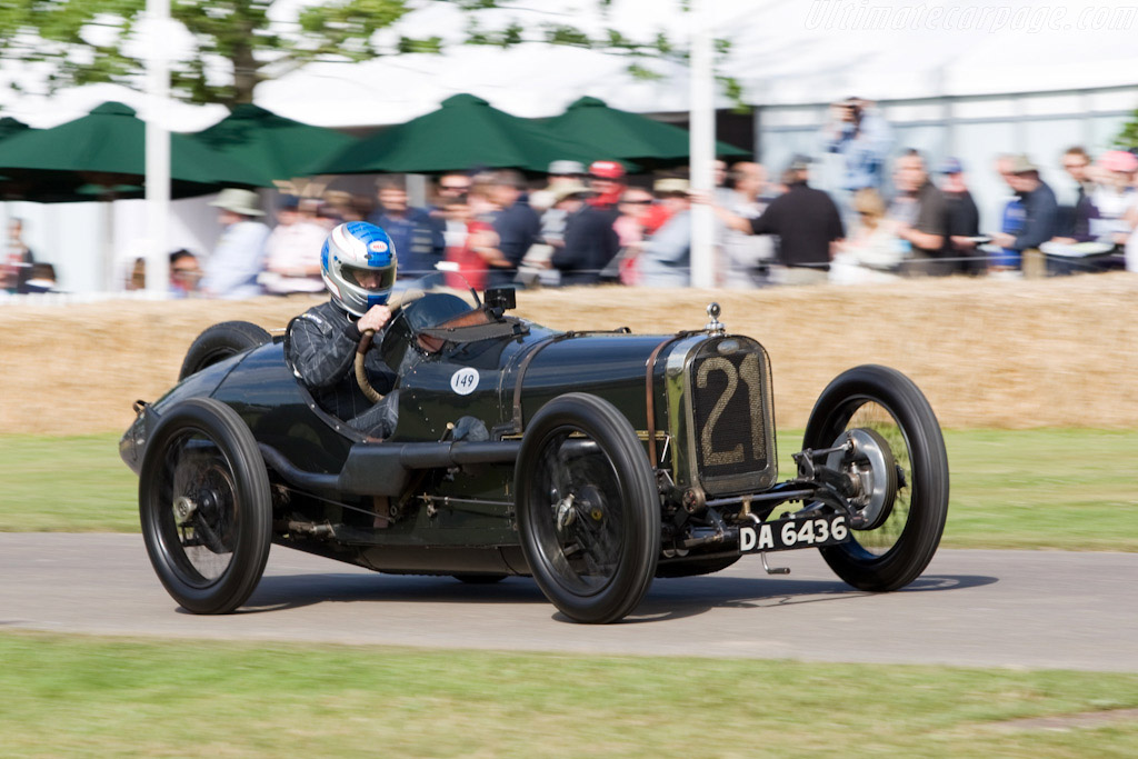 Sunbeam 2-Litre Grand Prix - Chassis: 4   - 2008 Goodwood Festival of Speed