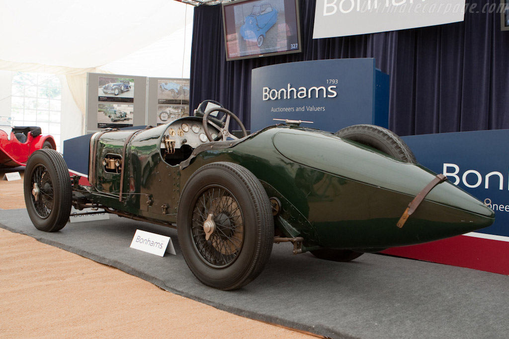 Sunbeam 2-Litre Grand Prix - Chassis: 2   - 2009 Goodwood Festival of Speed