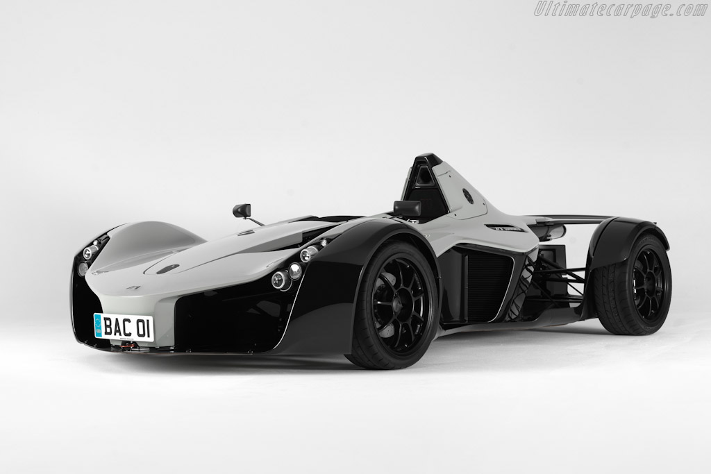 Click here to open the BAC Mono gallery