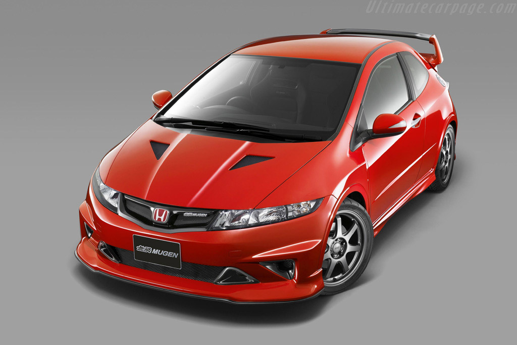 Click here to open the Honda Civic Type R Mugen gallery